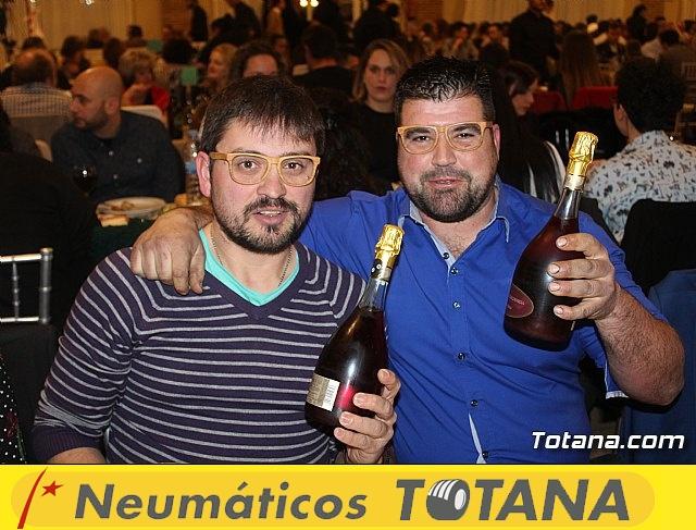 Cena Gala Carnaval Totana 2020 - Presentación Cartel, Musa y Don Carnal - 3