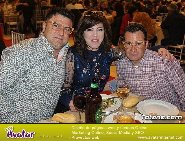Cena Gala Carnaval Totana 2020 - Presentación Cartel, Musa y Don Carnal - 5