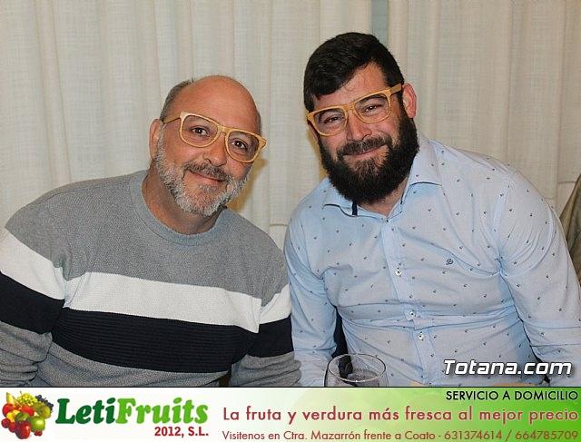 Cena Gala Carnaval Totana 2020 - Presentación Cartel, Musa y Don Carnal - 6