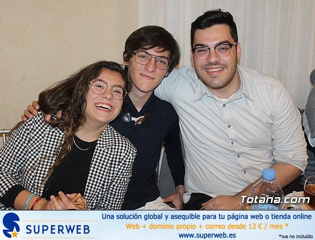 Cena Gala Carnaval Totana 2020 - Presentación Cartel, Musa y Don Carnal - 7