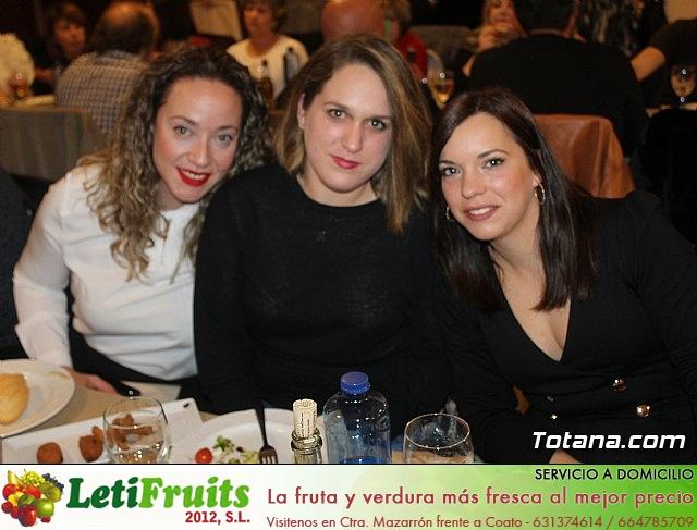 Cena Gala Carnaval Totana 2020 - Presentación Cartel, Musa y Don Carnal - 9