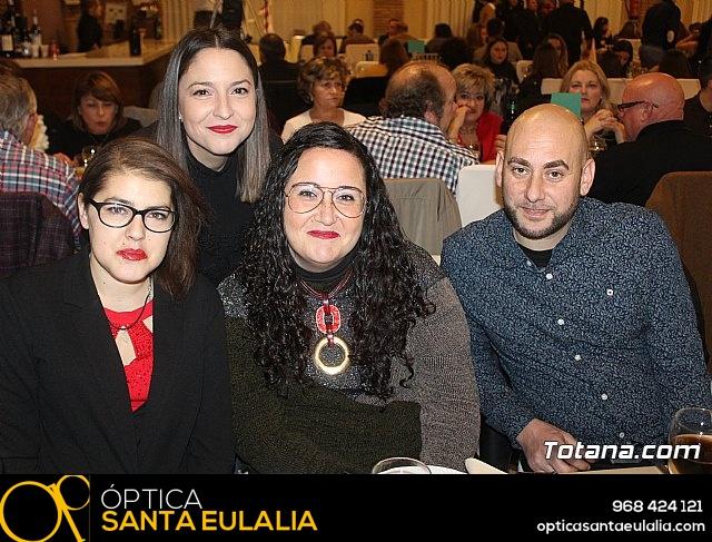 Cena Gala Carnaval Totana 2020 - Presentación Cartel, Musa y Don Carnal - 11