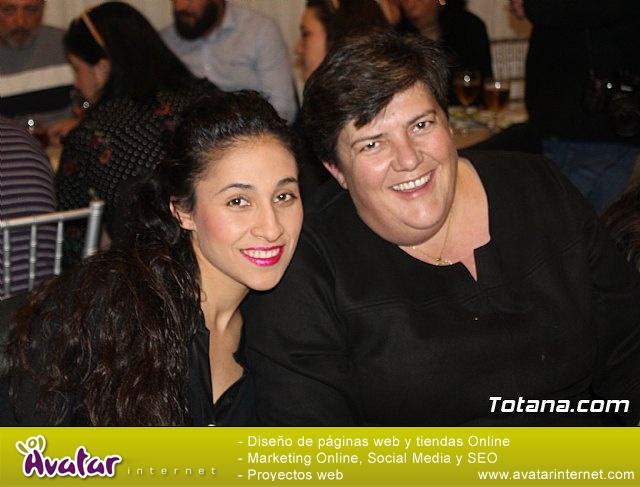 Cena Gala Carnaval Totana 2020 - Presentación Cartel, Musa y Don Carnal - 13