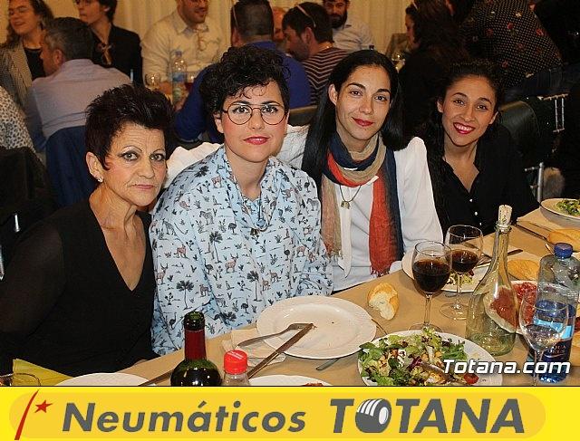 Cena Gala Carnaval Totana 2020 - Presentación Cartel, Musa y Don Carnal - 14