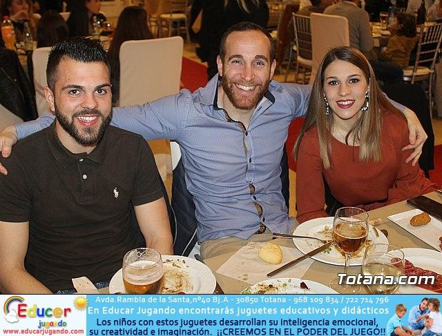 Cena Gala Carnaval Totana 2020 - Presentación Cartel, Musa y Don Carnal - 20