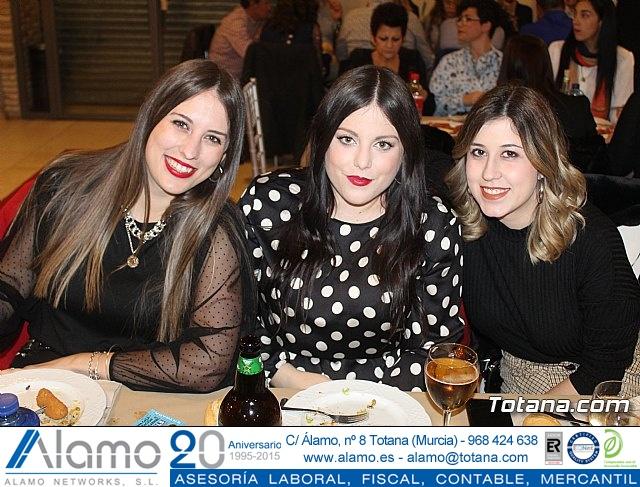 Cena Gala Carnaval Totana 2020 - Presentación Cartel, Musa y Don Carnal - 21