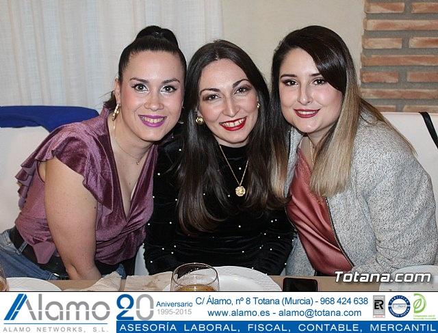 Cena Gala Carnaval Totana 2020 - Presentación Cartel, Musa y Don Carnal - 26