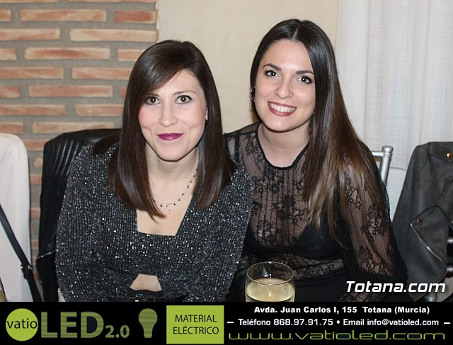 Cena Gala Carnaval Totana 2020 - Presentación Cartel, Musa y Don Carnal - 27