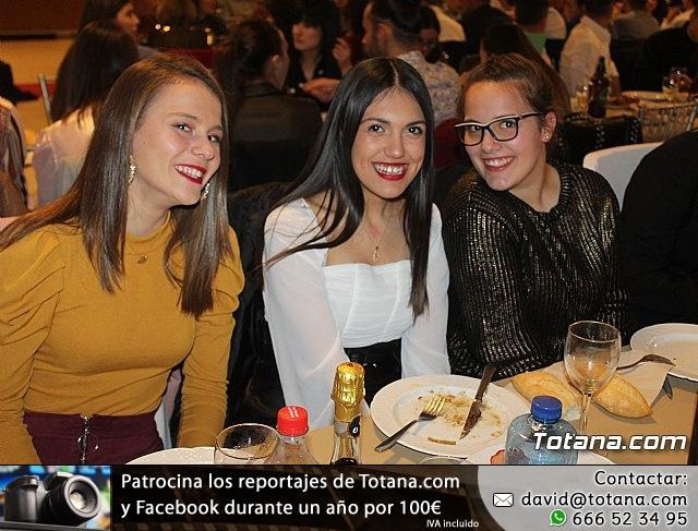 Cena Gala Carnaval Totana 2020 - Presentación Cartel, Musa y Don Carnal - 32
