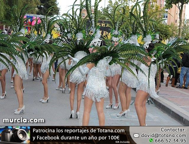 Primer desfile con comparsas de la Región de Murcia en Totana (Reportaje I) - 23