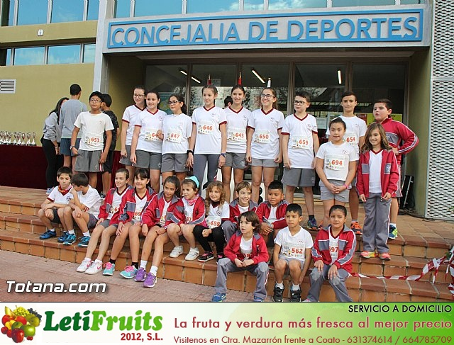 Carrera Popular Día de la Constitución´16 - Categorías infantil, alevín, benjamín, prebenjamín y minibenjamín - 1