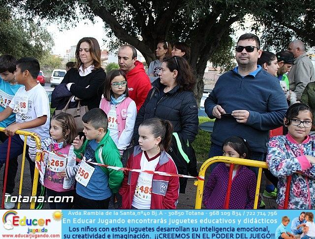 Carrera Popular Día de la Constitución´16 - Categorías infantil, alevín, benjamín, prebenjamín y minibenjamín - 16