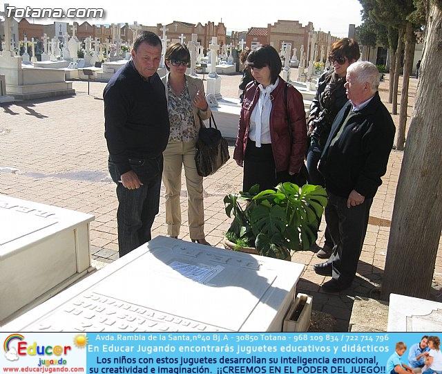 El ayuntamiento pone a punto el cementerio municipal