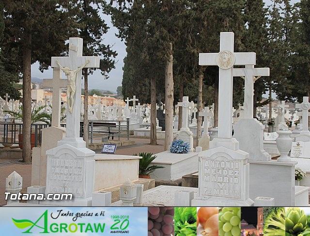 Visita al cementerio municipal - 2016 - 24