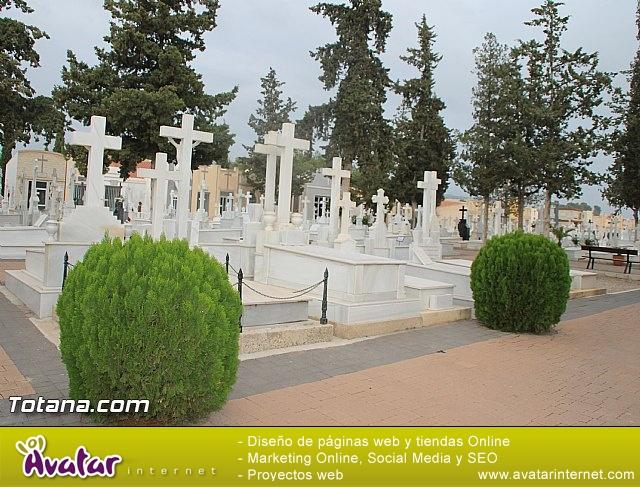 Visita al cementerio municipal - 2016 - 29