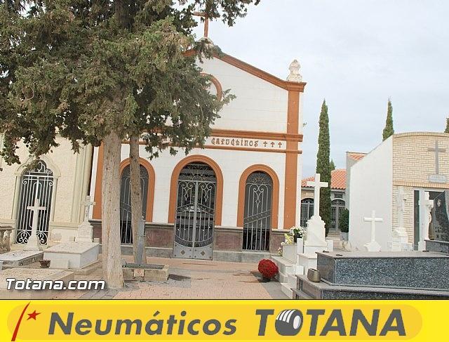 Visita al cementerio municipal - 2016 - 31