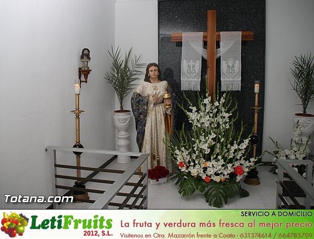 Cementerio. Días previos a Todos los Santos - 188