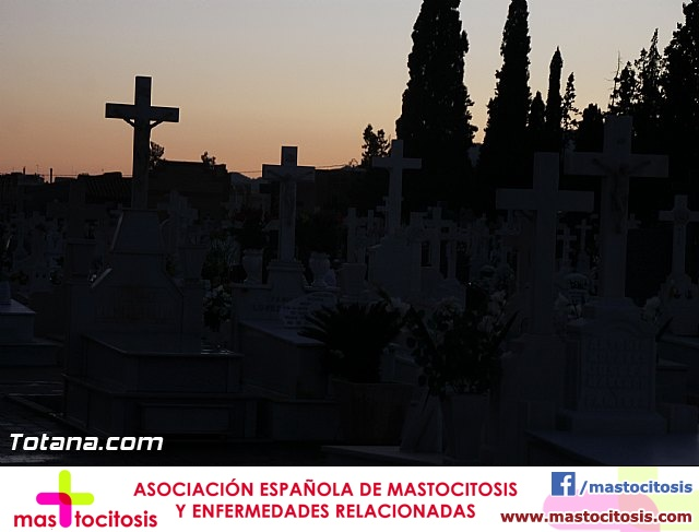 Cementerio. Días previos a Todos los Santos - 196