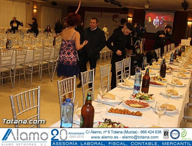 Cena Carnaval Totana 2016 - Presentación de La Musa y Don Carnal - 12