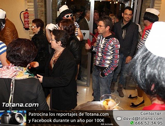 Cena Carnaval Totana 2016 - Presentación de La Musa y Don Carnal - 18