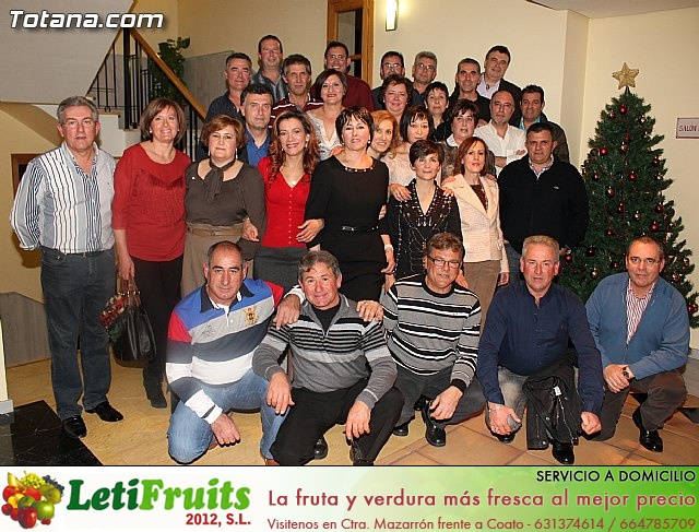 Los antiguos alumnos del Colegio Santa Eulalia que cumplen 50 años, se reúnen por primera vez desde 1.977 - 1