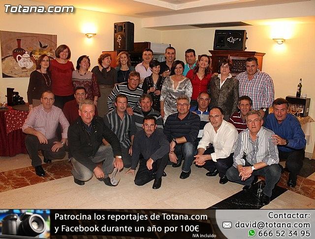 Los antiguos alumnos del Colegio Santa Eulalia que cumplen 50 años, se reúnen por primera vez desde 1.977 - 50