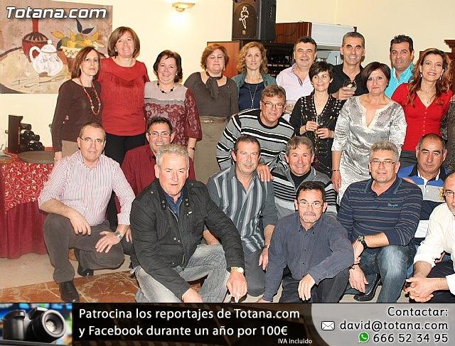 Los antiguos alumnos del Colegio Santa Eulalia que cumplen 50 años, se reúnen por primera vez desde 1.977 - 52