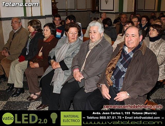 Miércoles de Ceniza. Semana Santa 2013 - 9