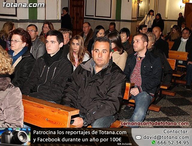 Miércoles de Ceniza. Semana Santa 2013 - 12
