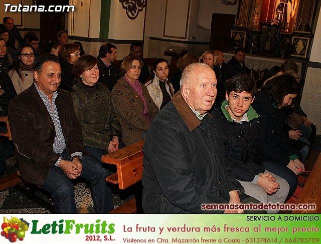 Miércoles de Ceniza. Semana Santa 2013 - 13