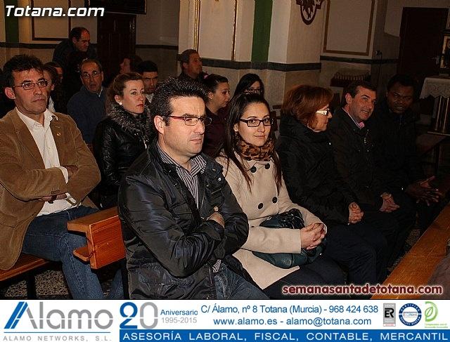 Miércoles de Ceniza. Semana Santa 2013 - 14