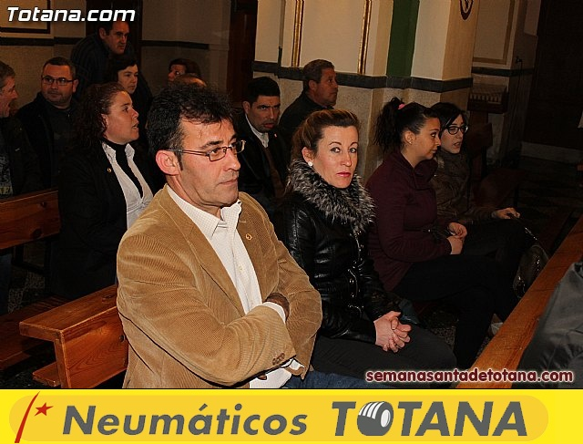 Miércoles de Ceniza. Semana Santa 2013 - 16