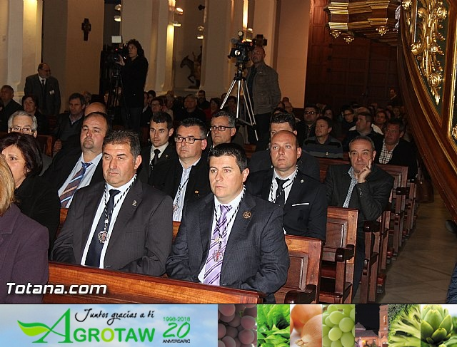 Miércoles de Ceniza. Semana Santa Totana 2014 - 11