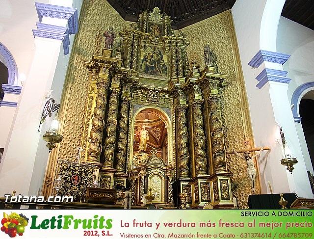 Miércoles de Ceniza. Semana Santa Totana 2014 - 16