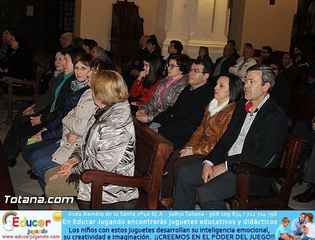 Miércoles de Ceniza. Semana Santa Totana 2014 - 20