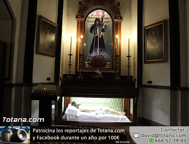 Miércoles de Ceniza. Semana Santa Totana 2015 - 2
