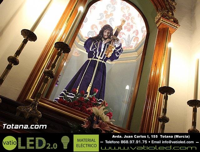 Miércoles de Ceniza. Semana Santa Totana 2015 - 4