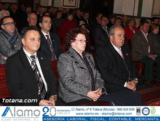 Miércoles de Ceniza. Semana Santa Totana 2015 - 7