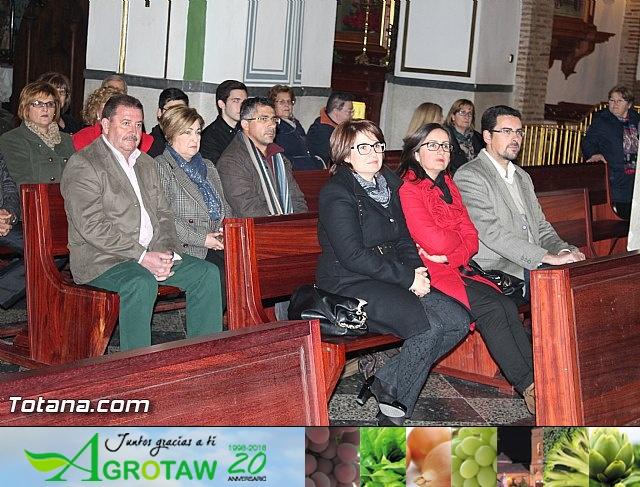 Miércoles de Ceniza. Semana Santa Totana 2015 - 8