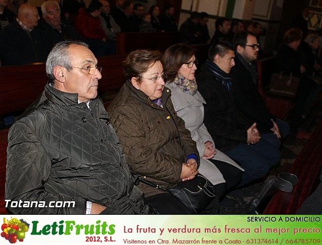 Miércoles de Ceniza. Semana Santa Totana 2015 - 15