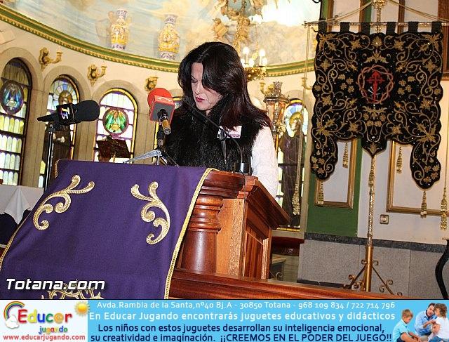 Miércoles de Ceniza. Semana Santa Totana 2015 - 33