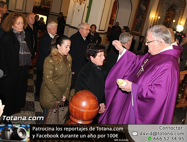 Miércoles de Ceniza. Semana Santa Totana 2015 - 52