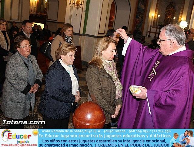 Miércoles de Ceniza. Semana Santa Totana 2015 - 56