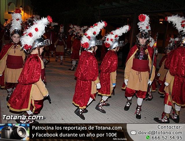Miércoles de Ceniza. Semana Santa Totana 2015 - 143