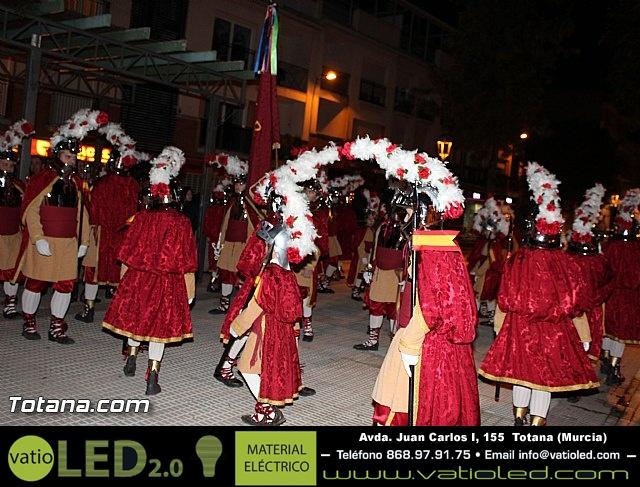 Miércoles de Ceniza. Semana Santa Totana 2015 - 148