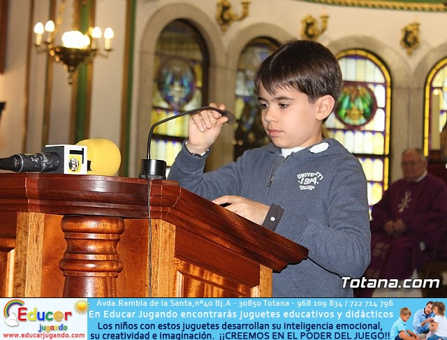 Miércoles de Ceniza - Semana Santa de Totana 2019 - 37