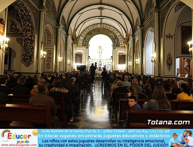 Miércoles de Ceniza - Semana Santa de Totana 2019 - 42