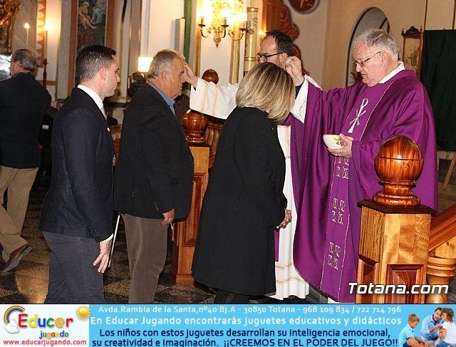 Miércoles de Ceniza - Semana Santa de Totana 2019 - 51