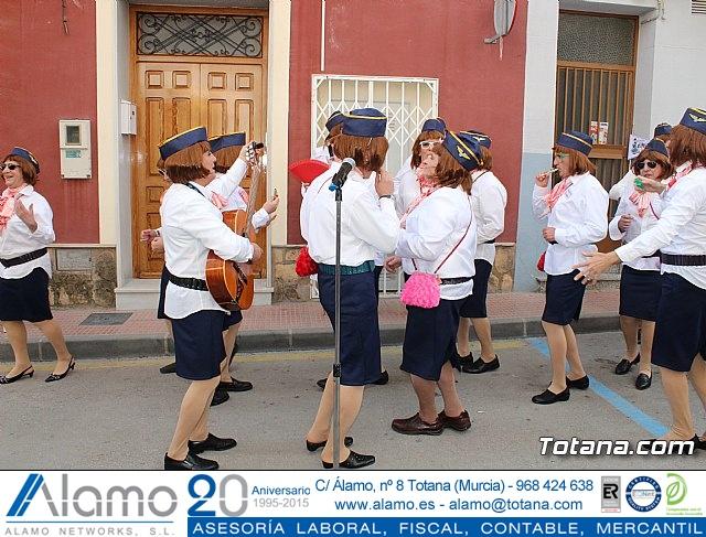 The Mazapan Tour-Chirigota - 3