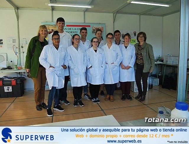 El IES Juan de la Cierva participó en la XVI Semana de la Ciencia y la Tecnología de la Región de Murcia - 1